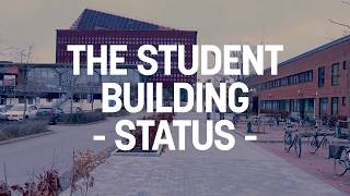 The new student building - status