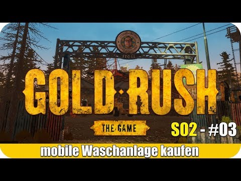 Gold Rush: mobile Waschanlage kaufen [Season 2] Goldrausch in Alaska [Let's Play Deutsch]