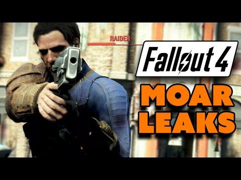 MORE Fallout 4 Gameplay Leaks! - The Know