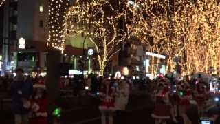 12/23 Mon『光のページェント/サンタの森パレード』 2013年も、みちのく...
