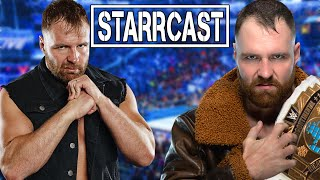 Jon Moxley shoots on when he knew he wanted to leave WWE