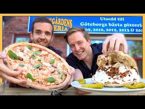 Vi besöker Sveriges BÄSTA pizzeria!