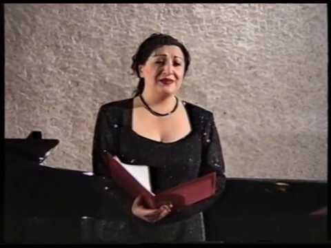 Poulenc C`EST AINSI QUE TU ES Lusine Markosyan Sedrak Yerkanyan