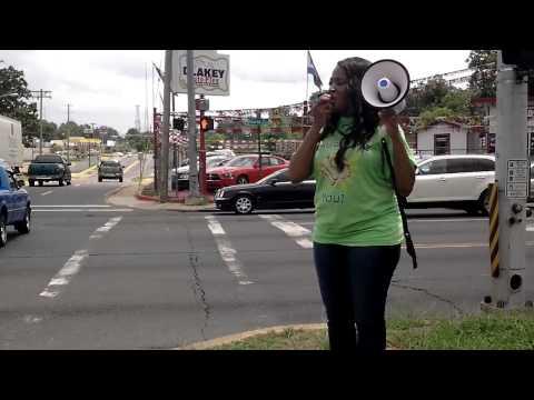 World Vision  Day! 5 Shreveport, Louisiana.  Slam!