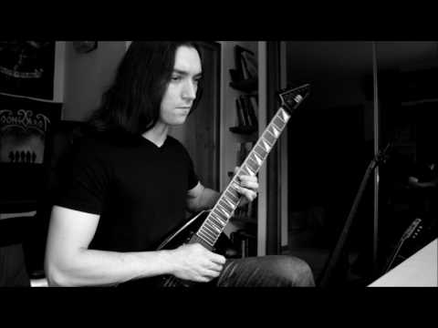 HATE - Sea of Rubble / Svarog's Mountain (Guitar Solo Playthrough) | Napalm Records