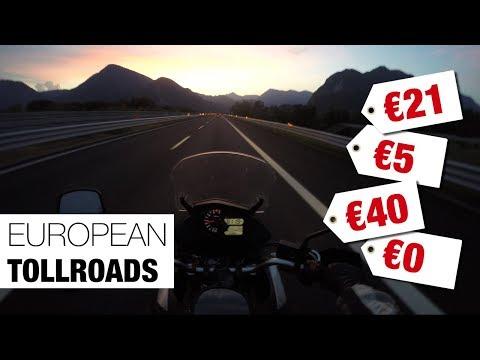 Toll roads in Europe