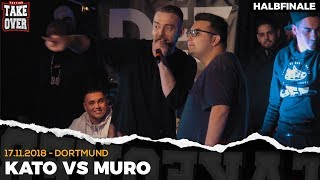 Kato vs. Muro - Takeover Freestyle Contest | Dortmund 17.11.18 (HF 1/2)