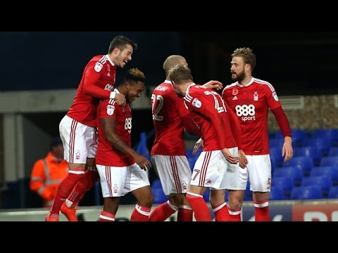 Highlights: Ipswich 0-2 Forest (19.11.16)