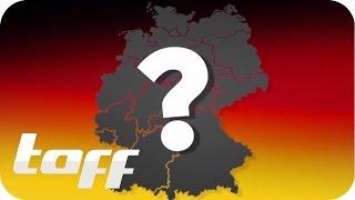 Hier wohnen die dümmsten Deutschen | taff | ProSieben