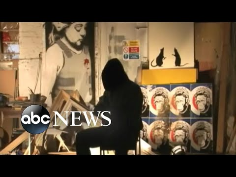 Bill Cunningham - Art Collector Shredded Banksy Print Hoping It Would Double In Value