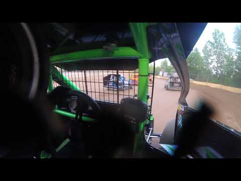 Hamlin Speedway Stage One Modified Heat Race 5/25/19