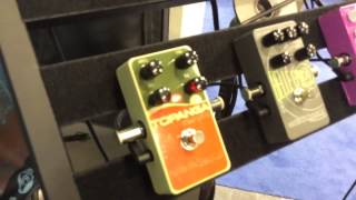 Winter NAMM 2014 Catalinbread Topanga and Karma Suture pedals