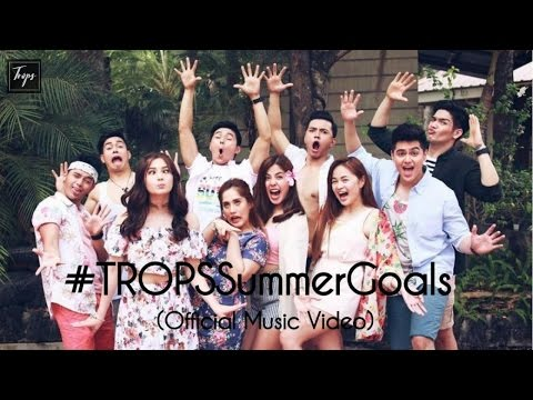 Ka-Trops (Trops OST) by Jireh Lim - #TROPSSummerGoals Official Video w/ Lyrics on the CC