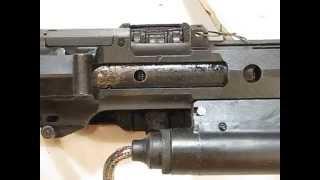 Jak działa ckm wersji lotniczej MG 131 zasilany elektrycznie