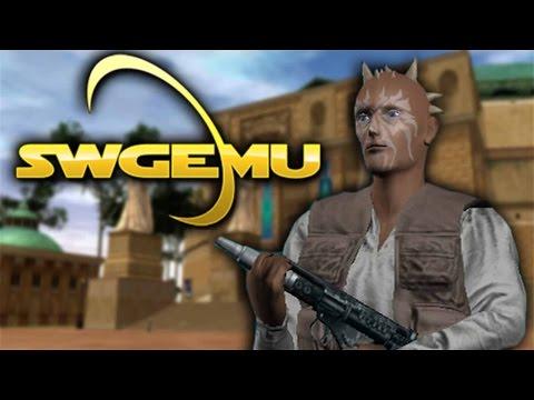 Star Wars Galaxies Gameplay – Beautiful Nostalgia (SWGEmu Basilisk – Scout & Carbine Progression)
