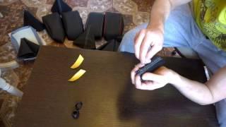обтяжка ручки ручника. Лансер 10