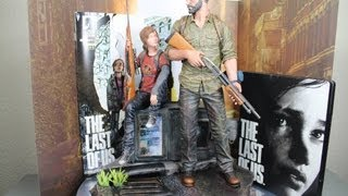 The Last Of Us Post-Pandemic Edition With Joel & Ellie 1/6 Scale Statue PS3 Video Game Review
