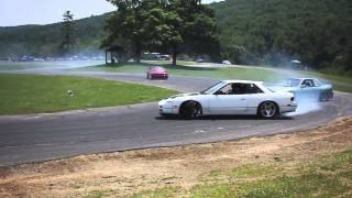 Lock City Drift - Skid Party at Lime Rock Park
