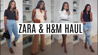 ZARA & H&M HAUL