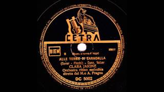 Clara Jaione - Alle terme di Caracalla