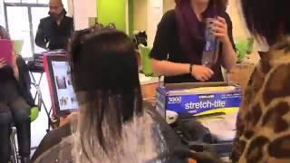 Как покрасить волосы в омбре. Как сделать окрашивание?(, 2013-11-18T17:40:35.000Z)