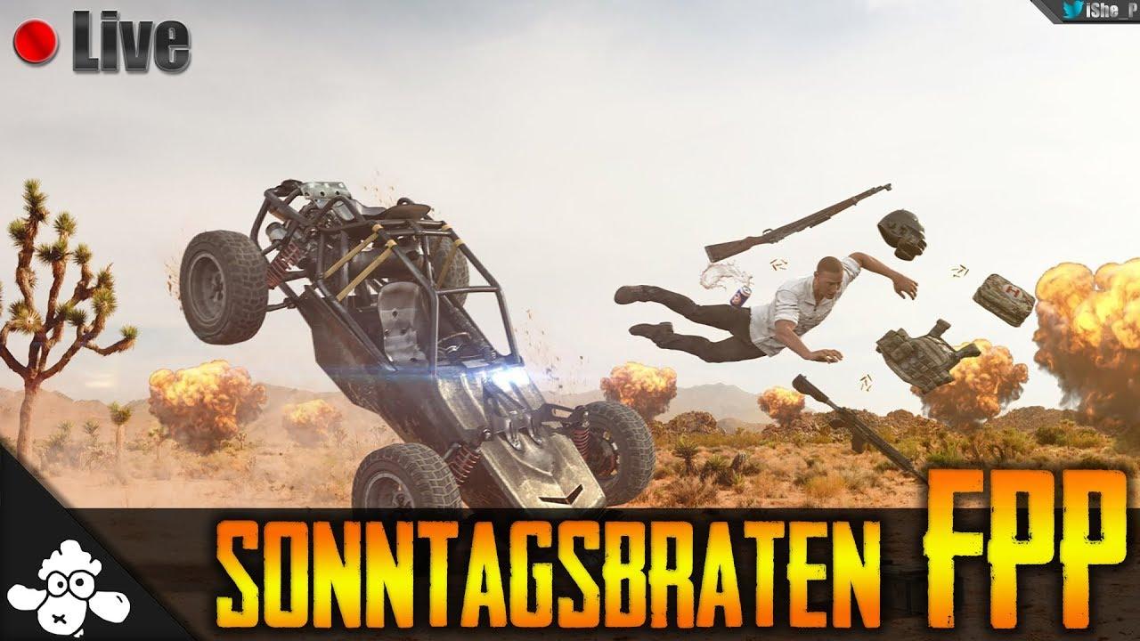 🔴 Playerunknown's Battlegrounds 🐔 | Wer muss früh raus? :D | FPP | Deutsch / German | Live #597 thumbnail