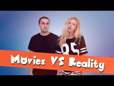 Movies vs Reality | Cat Von K & 2J
