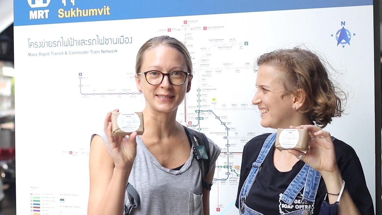 Soap Hits Streets of Bangkok