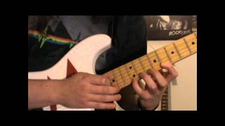 Lick #5 - C Major Sweep Tapping Lick