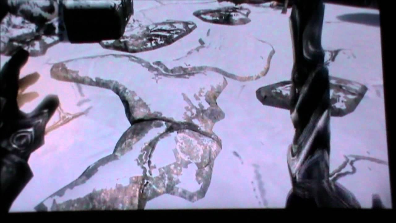 Flickering/Flashing Snow at Close range - General Skyrim