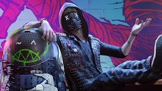 Watch Dogs 2 ДРАКА ПОД МУЗЫКУ