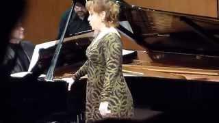 Nina Stemme - Surabaya Johnny (Kurt Weill) Liceu 24/03/14