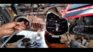 Cara Pasang Rantai Keteng Motor Supra X 125 Yang Mudah Dan Benar