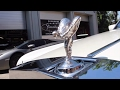 Rolls Royce phantom Limousine Gets Wrapped in Pearl White