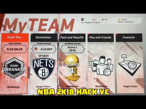 NBA 2k18 HACK - Unlimited VC Glitch *AFTER PATCH* - (Xbox, PS4, iOS, AND PC)