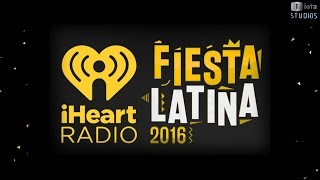 WHAT'S HAPPENING: iHeartRadio Fiesta Latina 2016
