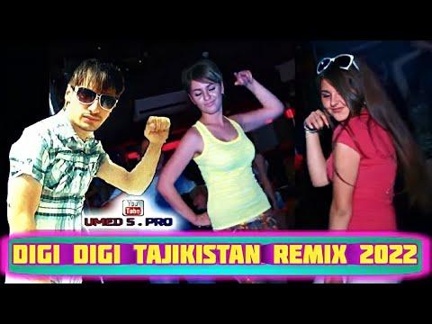 Digi , Digi , Tajikistan Remix. @ 2021