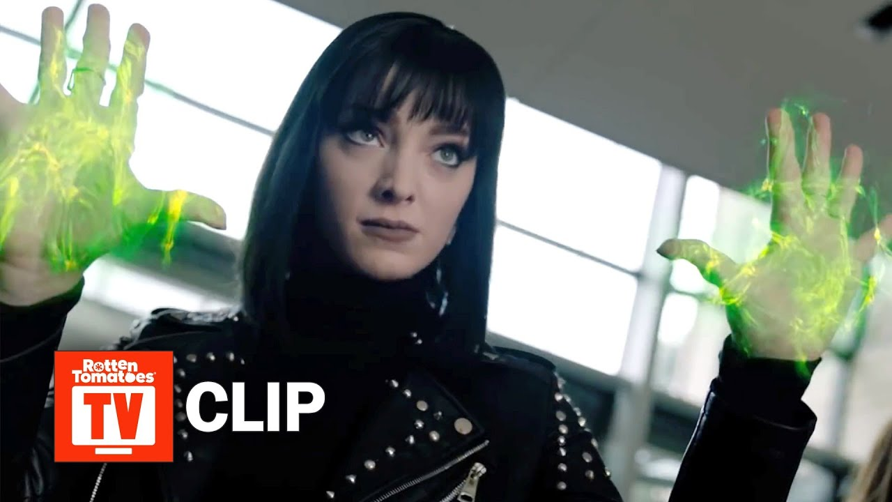 Download Marvel's The Gifted S02E07 Clip   'The Inner Circle Executes A Bank Heist'   Rotten Tomatoes TV