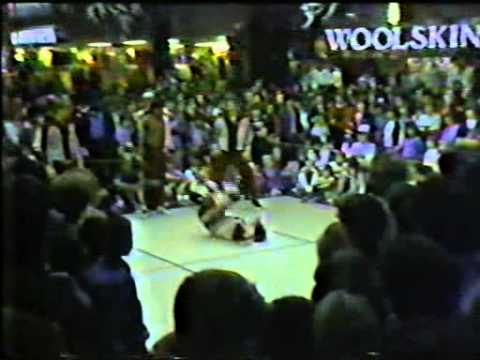 Masters of the Beat - White Oaks Breakdance Challe...