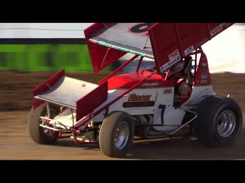 5.25.18 Lee Jacobs Qualifying at Attica Raceway Park