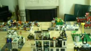 Legoville tour (My lego city tour)