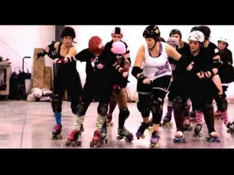 GRAND JUNCTION ROLLER GIRLS DEBUT BOUT!!!