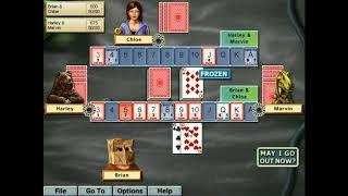 Canasta Hoyle Card Games 2003 canasta card game