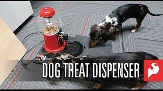 SparkFun Dog Treat Dispenser!