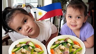 They LOVE Filipino Food! -  ItsJudysLife Vlogs