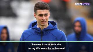 Sarri refuse to punish Kepa any further