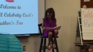 KB reads her story