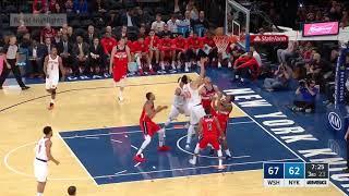 Washington Wizards vs New York Knicks   Full Game Highlights   October 13, 2017   NBA Preseason