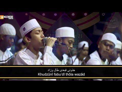 Khudzuni   Az Zahir feat Syubband di Probolinggo