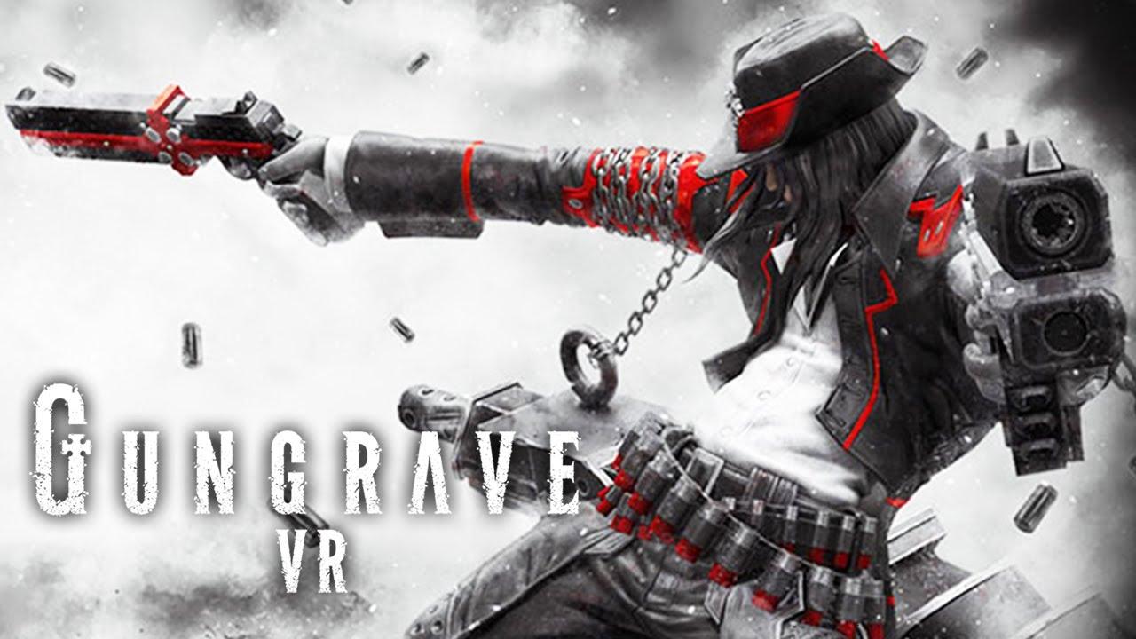 Gungrave VR Trailer | E3 2018